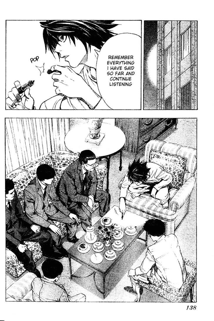 Death Note - chapter 11 - #12