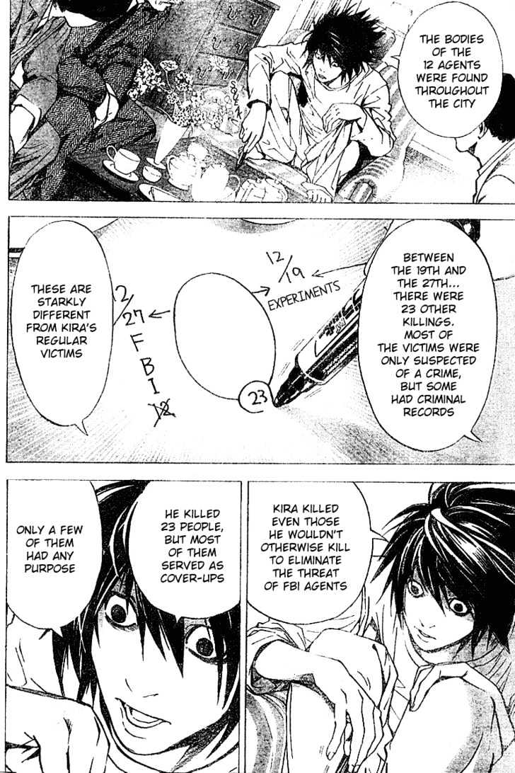 Death Note - chapter 11 - #14