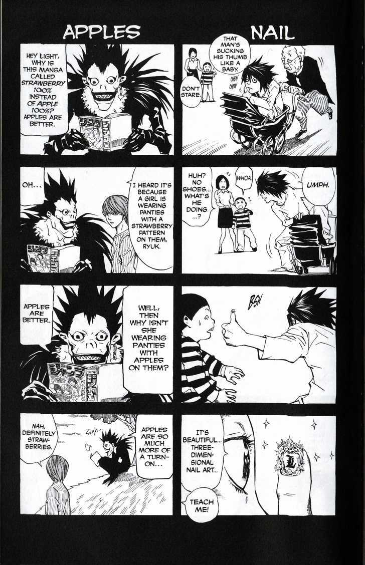 Death Note - chapter 110.5 - #2