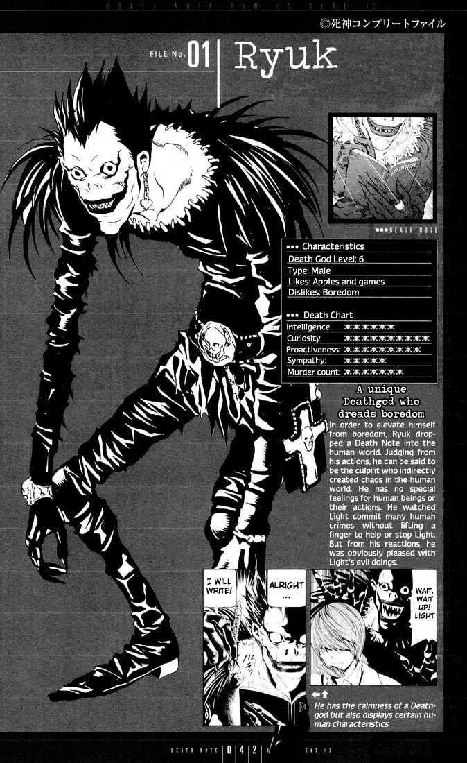 Death Note - chapter 110 - #40