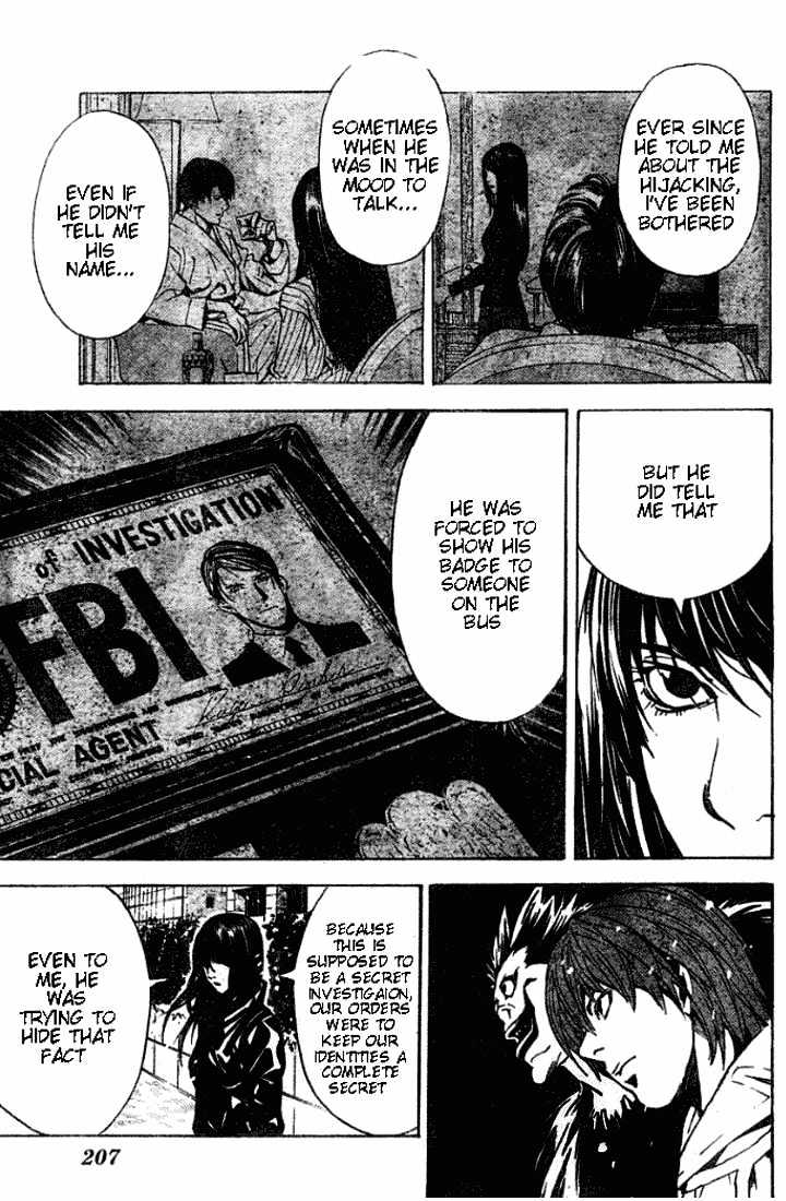 Death Note - chapter 12 - #19