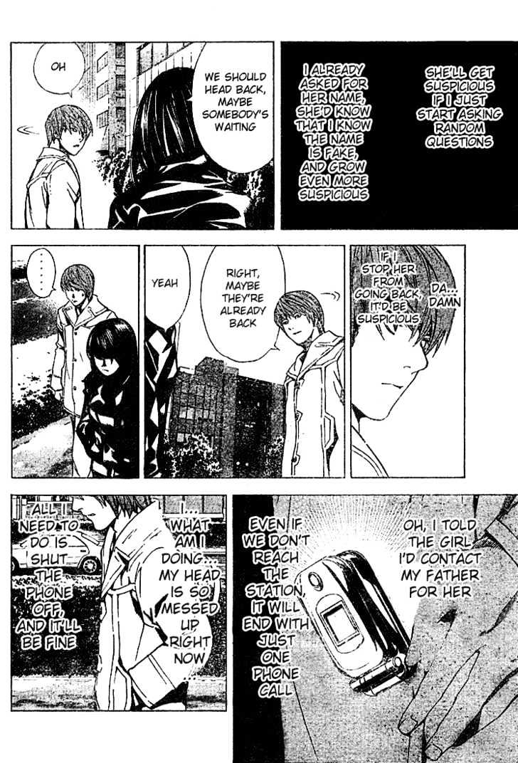 Death Note - chapter 13 - #10