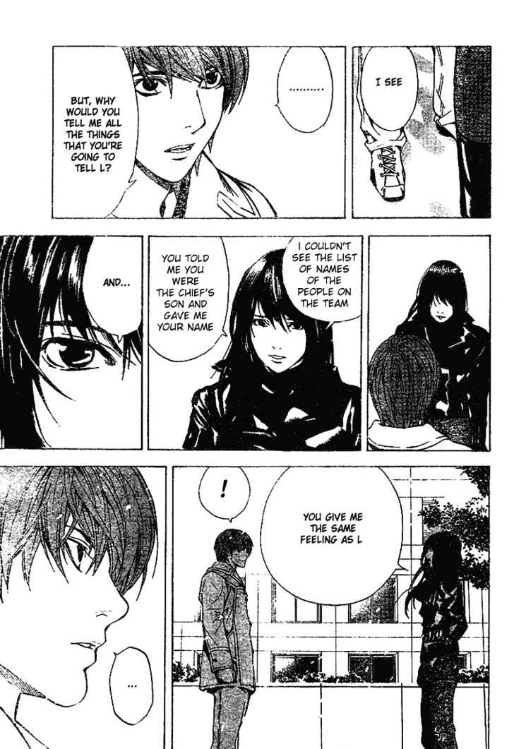 Death Note - chapter 14 - #11