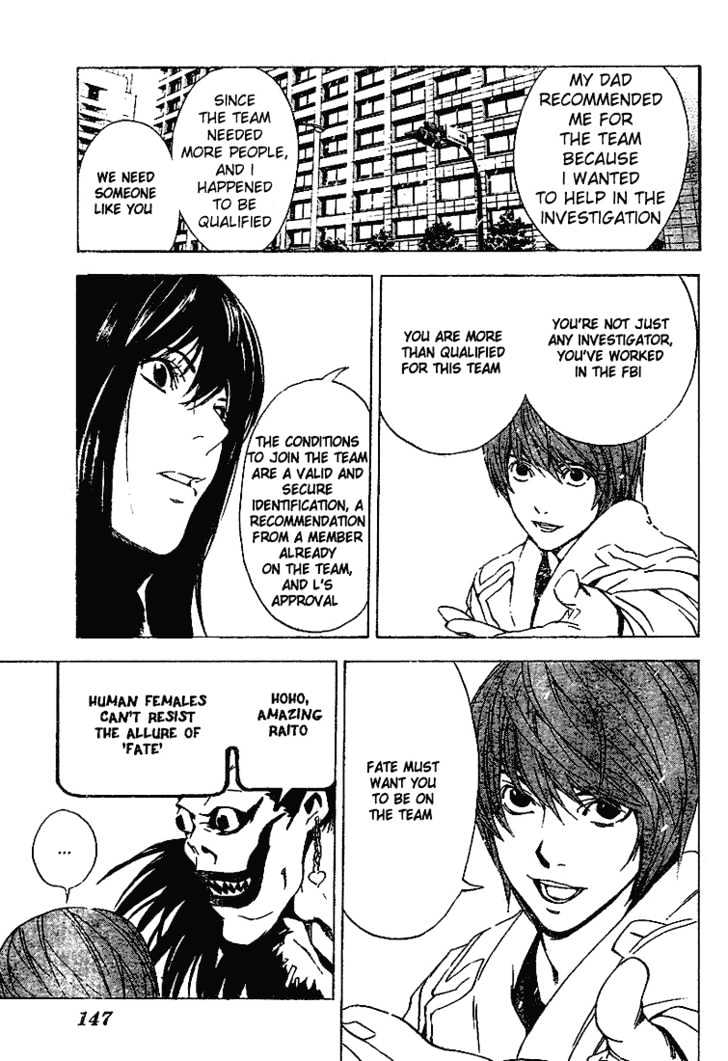 Death Note - chapter 14 - #13