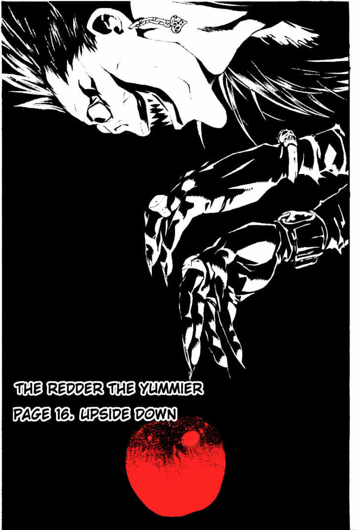 Death Note - chapter 16 - #14