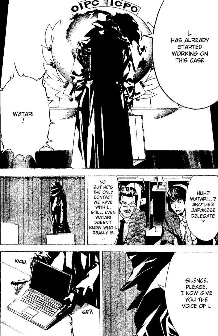 Death Note - chapter 2 - #8