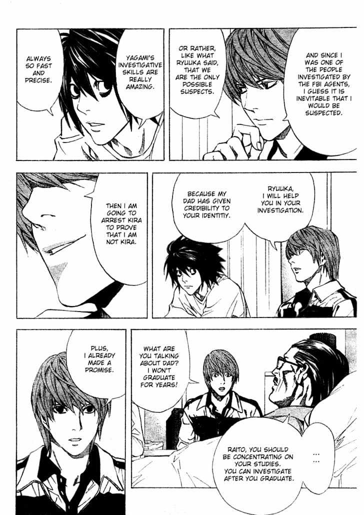 Death Note - chapter 22 - #10