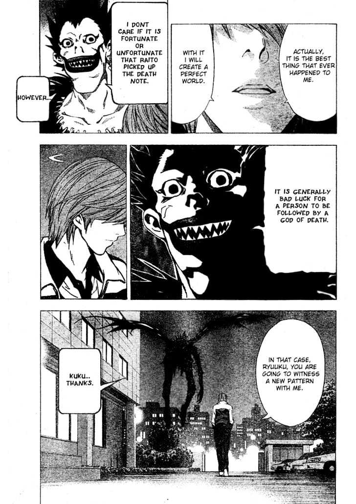 Death Note - chapter 22 - #19