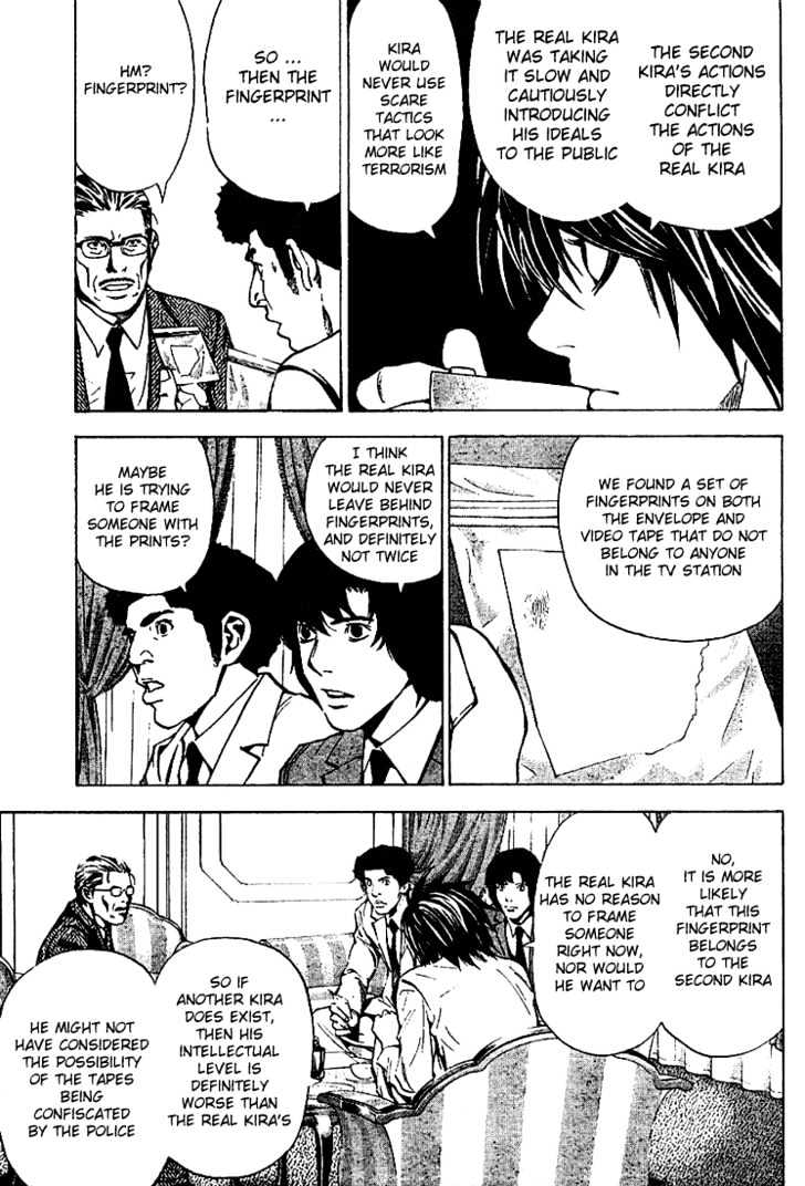 Death Note - chapter 25 - #14