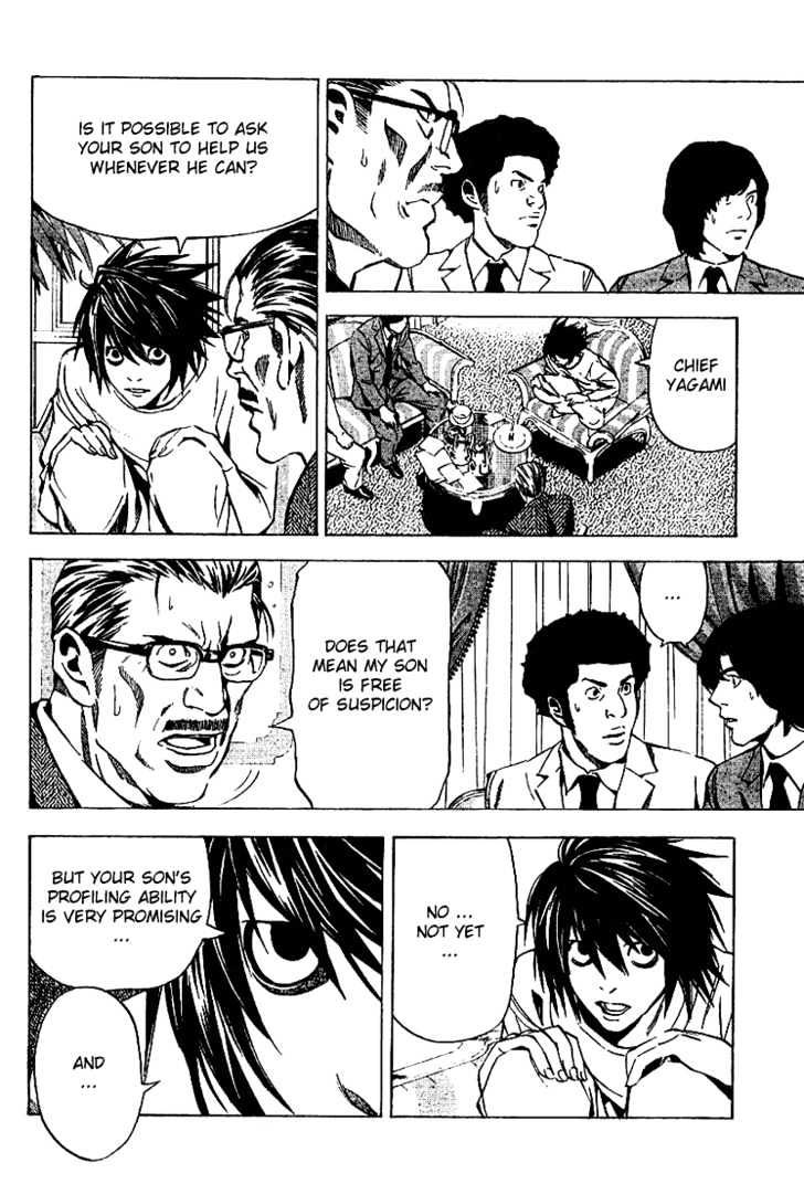 Death Note - chapter 25 - #17