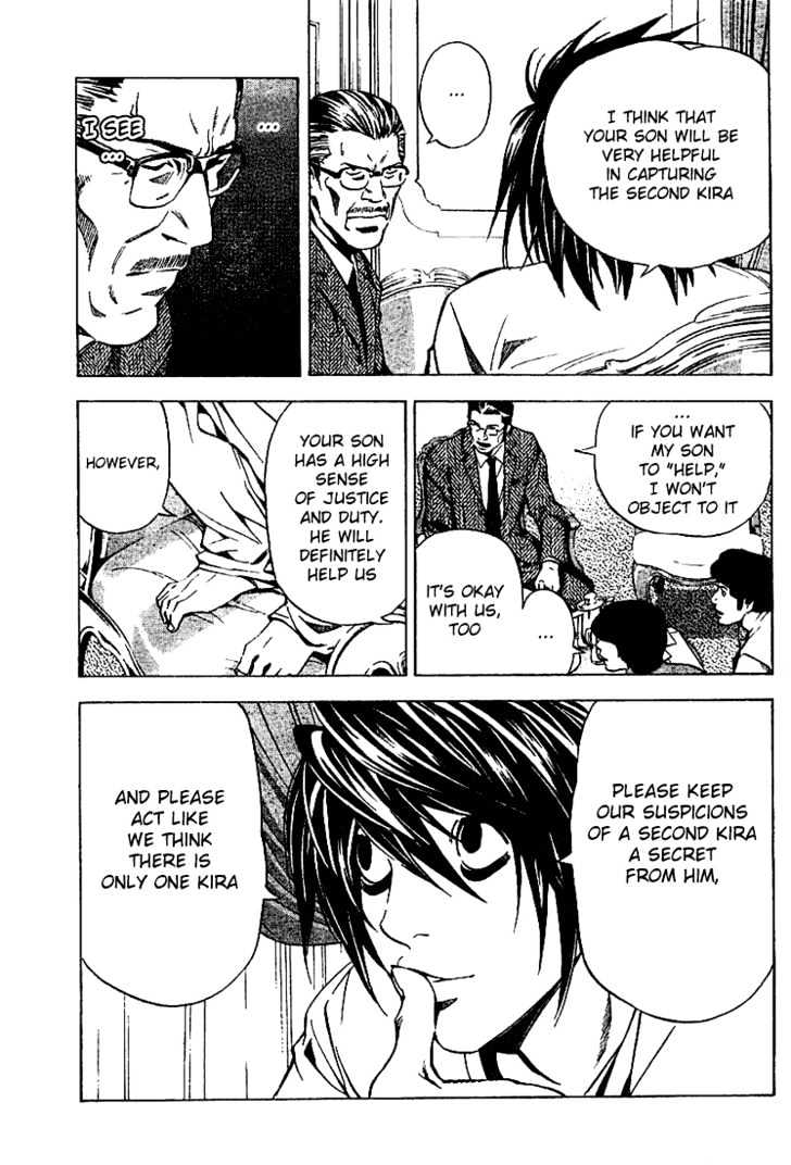 Death Note - chapter 25 - #18