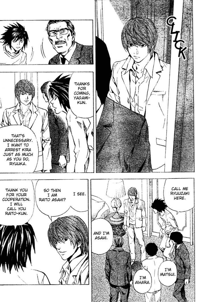 Death Note - chapter 26 - #11