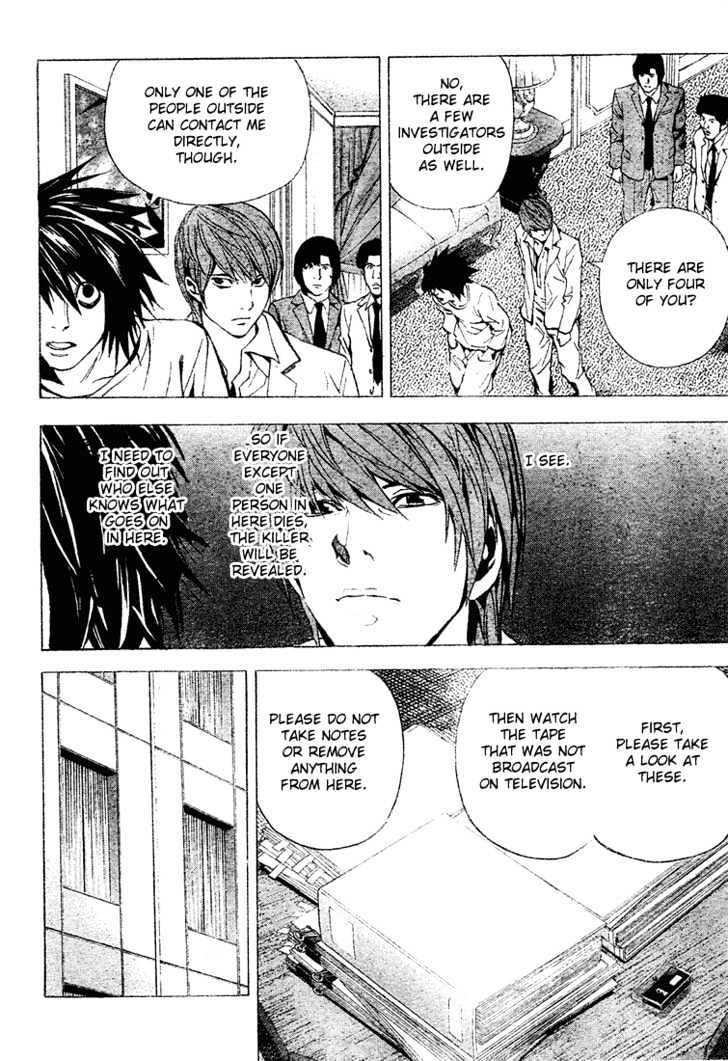 Death Note - chapter 26 - #12