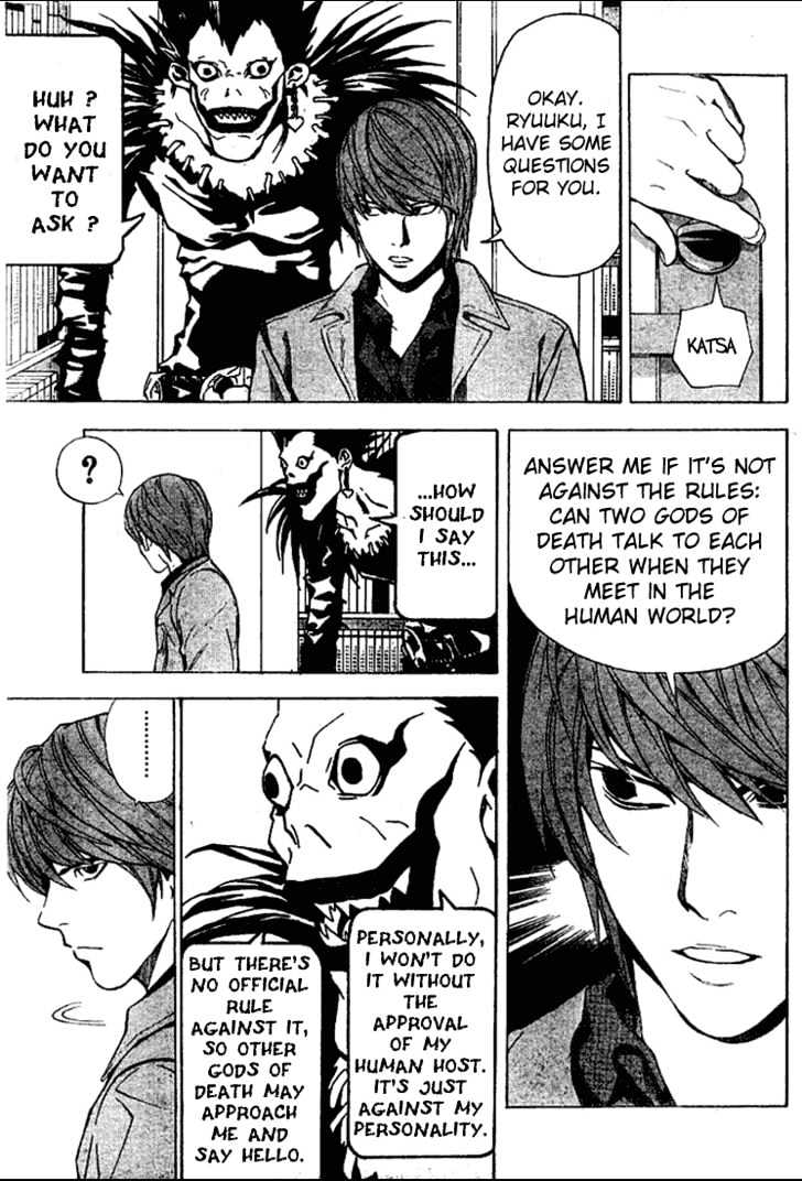 Death Note - chapter 28 - #17