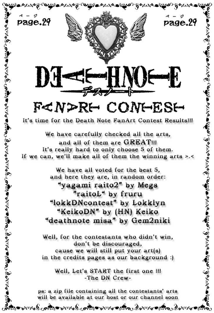 Death Note - chapter 29 - #1