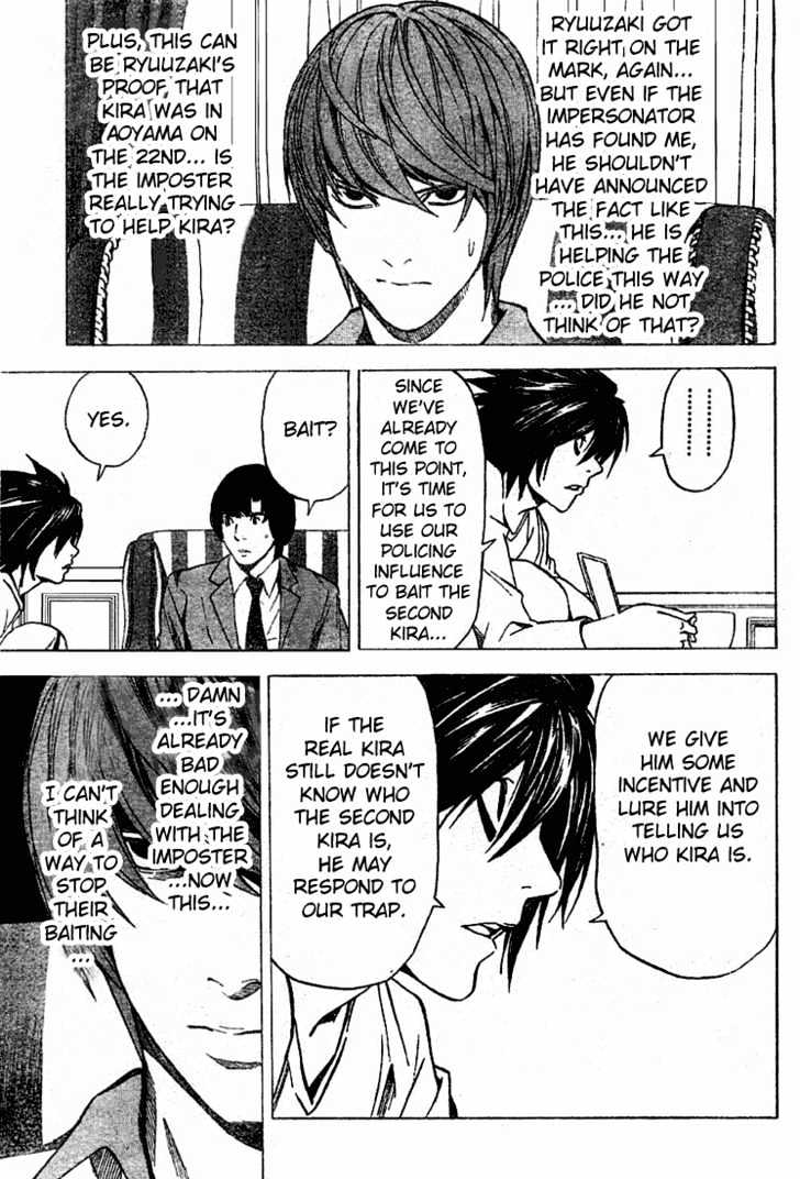 Death Note - chapter 29 - #6