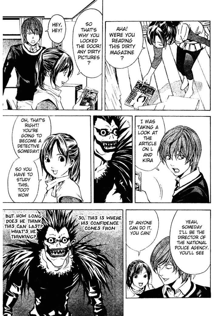 Death Note - chapter 3 - #8
