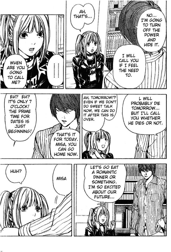 Death Note - chapter 32 - #3
