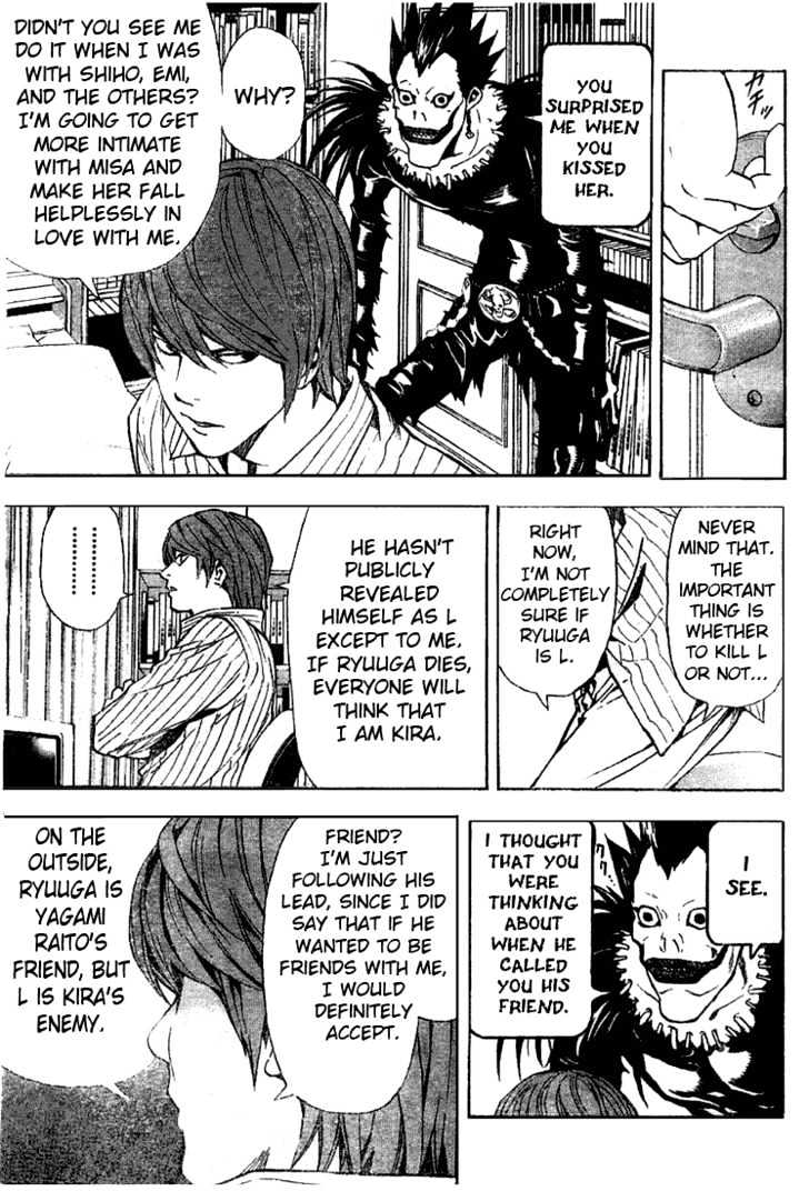 Death Note - chapter 32 - #5