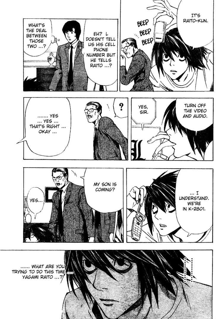 Death Note - chapter 34 - #9
