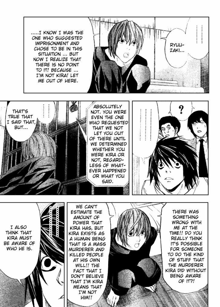 Death Note - chapter 35 - #13