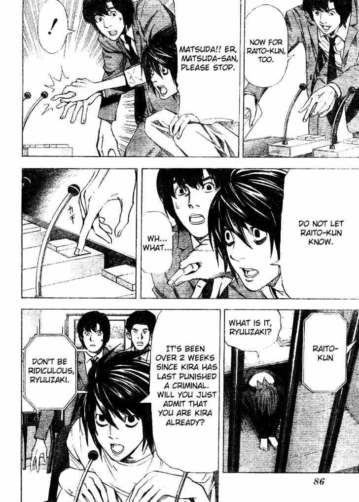 Death Note - chapter 35 - #18