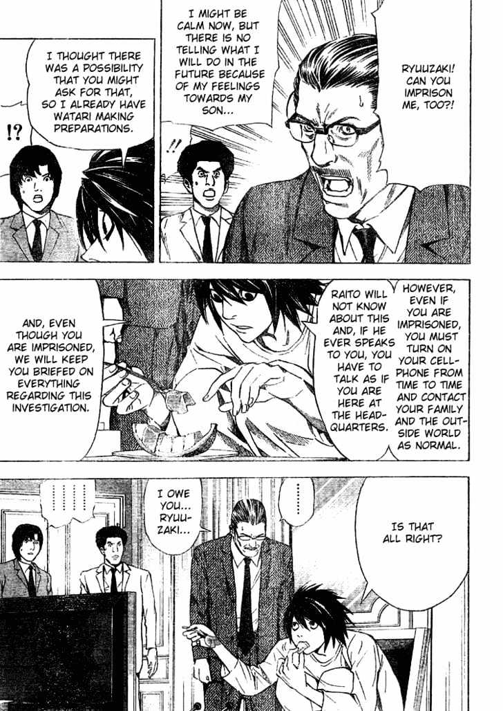 Death Note - chapter 35 - #5