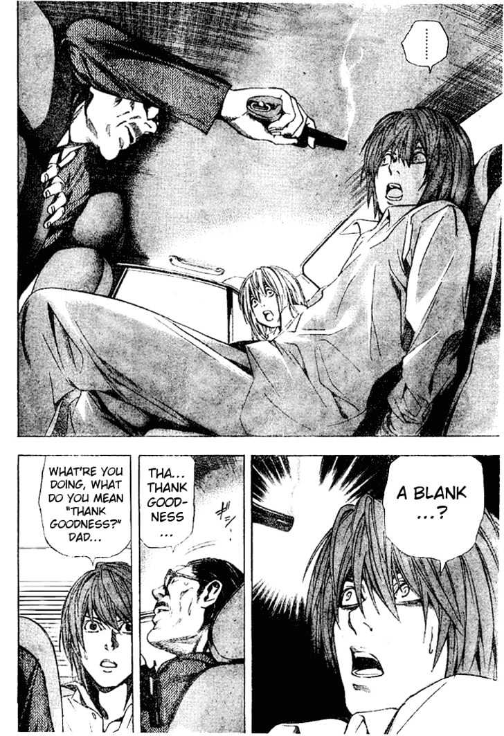 Death Note - chapter 36 - #16