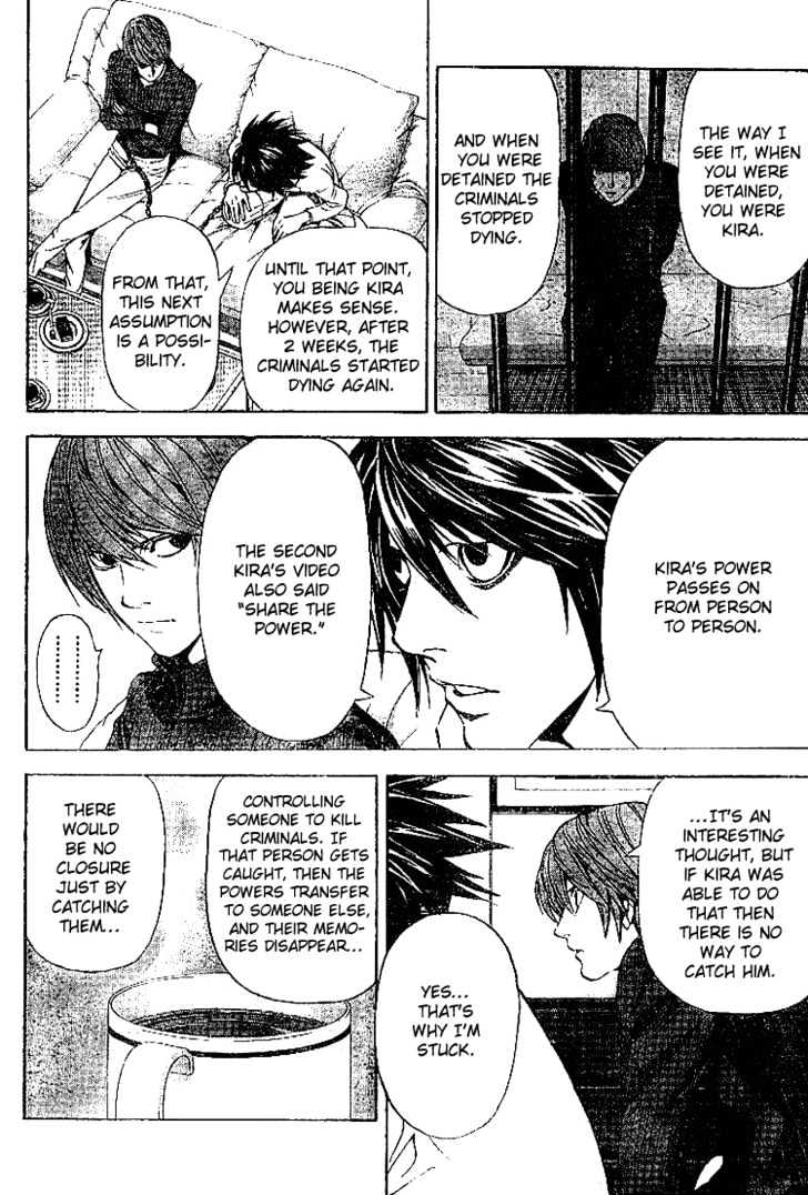 Death Note - chapter 38 - #10