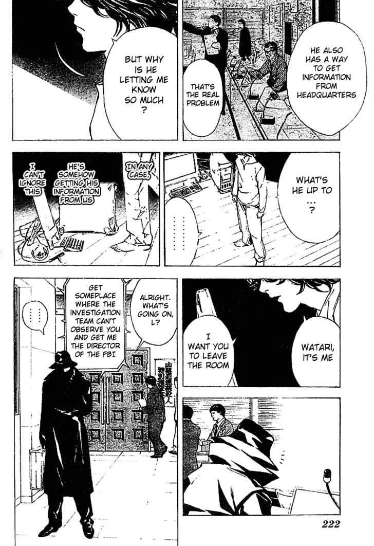 Death Note - chapter 4 - #4