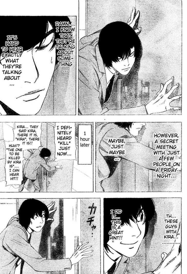 Death Note - chapter 41 - #18