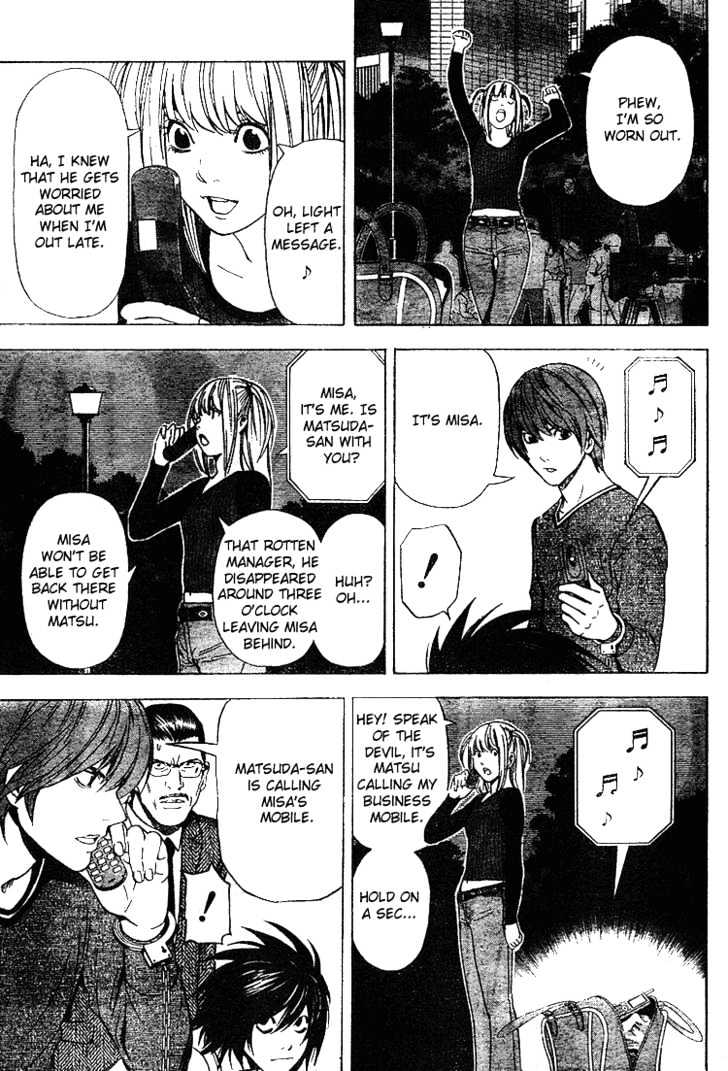 Death Note - chapter 42 - #10