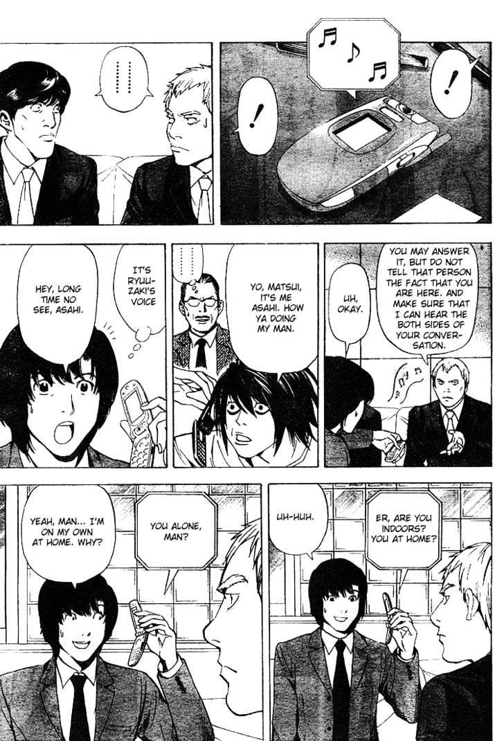 Death Note - chapter 42 - #6