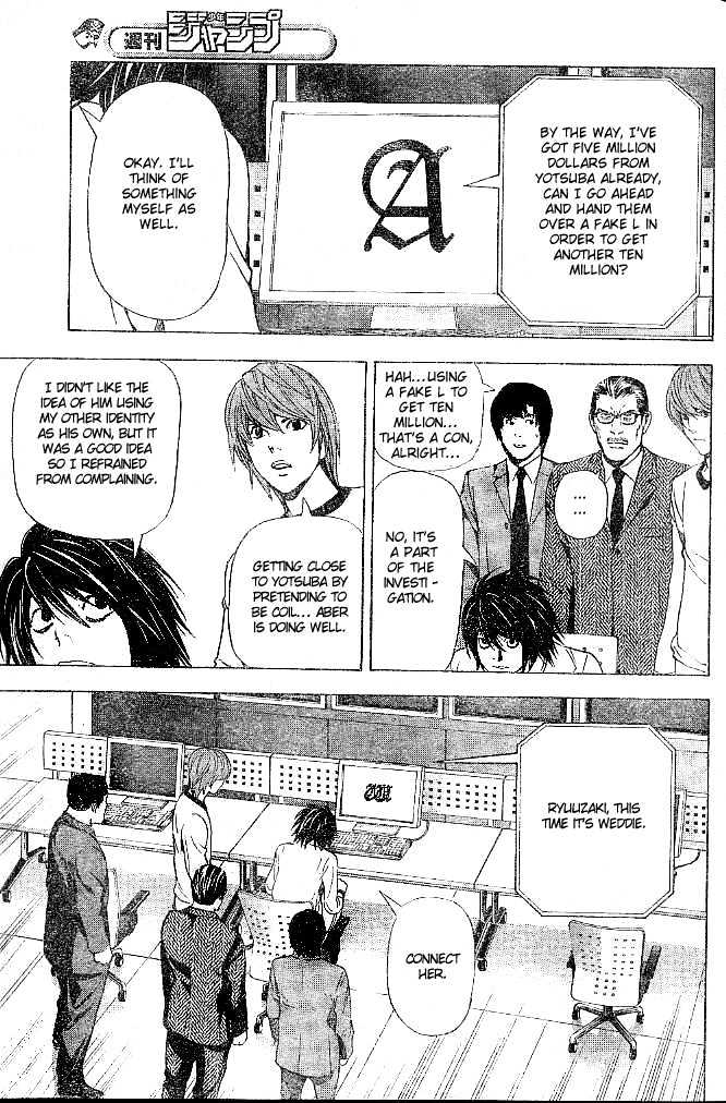 Death Note - chapter 43 - #20