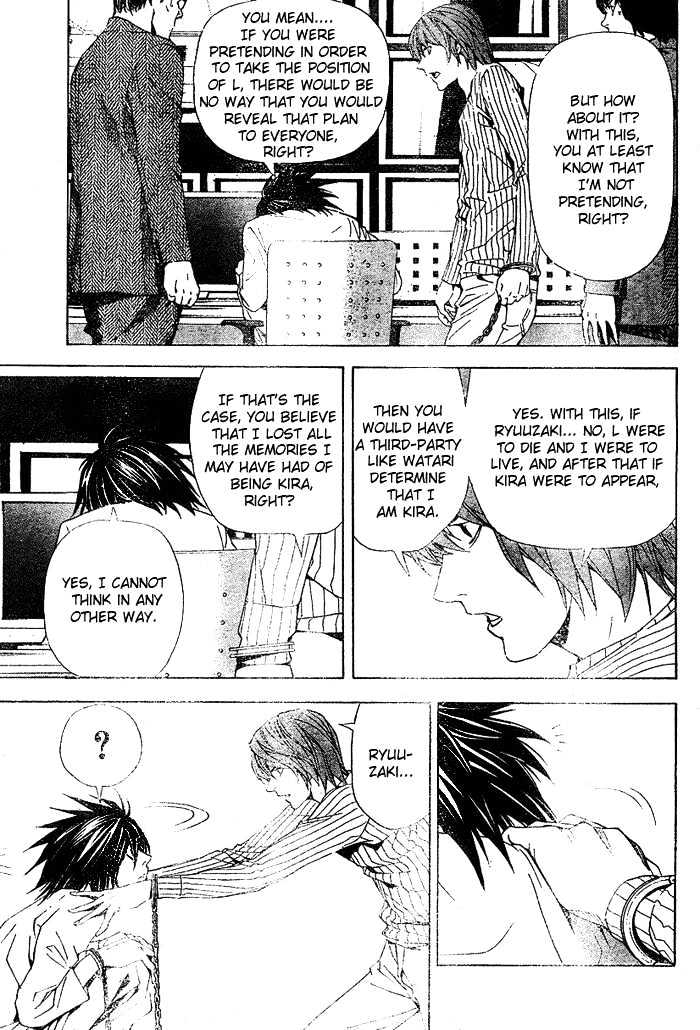 Death Note - chapter 45 - #5