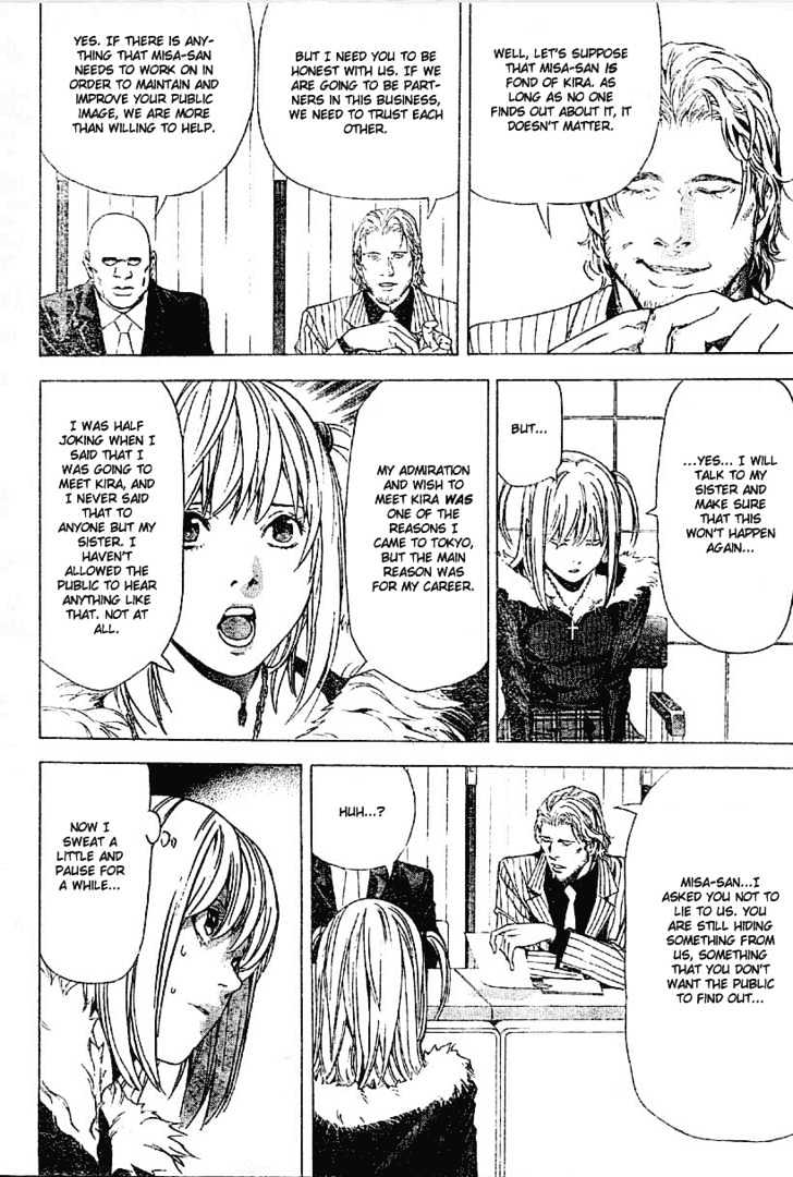 Death Note - chapter 46 - #14