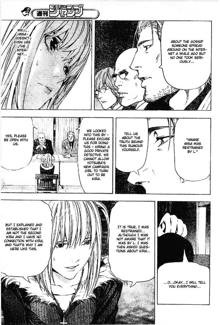 Death Note - chapter 46 - #15