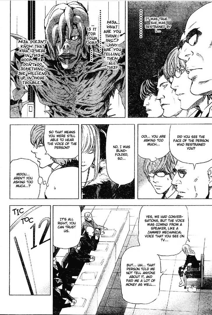 Death Note - chapter 46 - #16