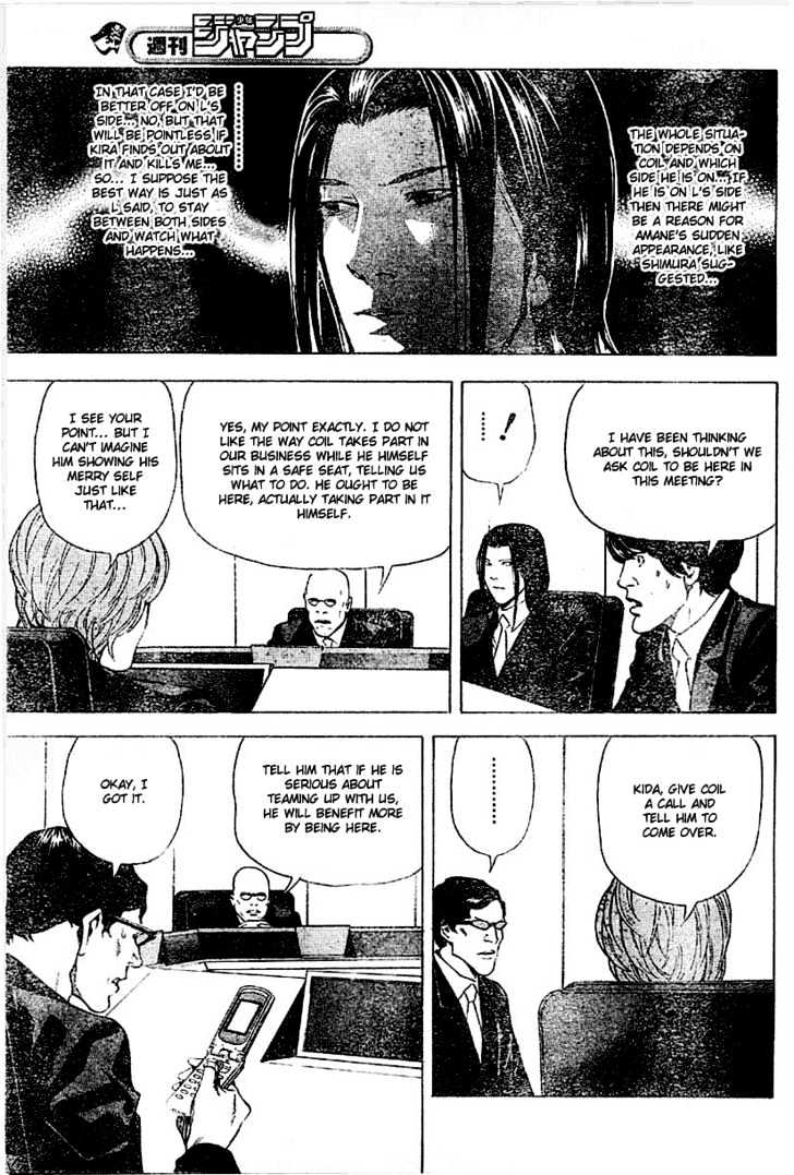Death Note - chapter 46 - #3