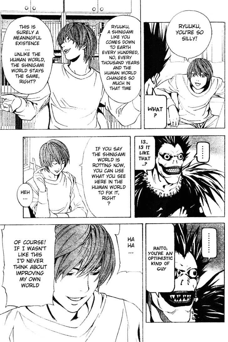Death Note - chapter 5 - #12