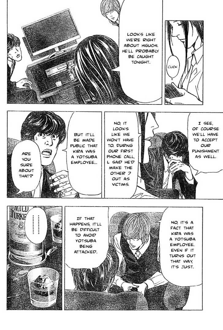 Death Note - chapter 50 - #10