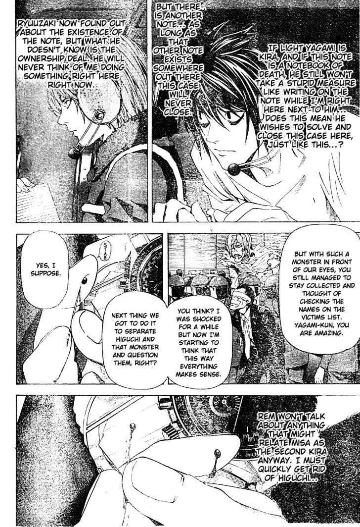 Death Note - chapter 54 - #16