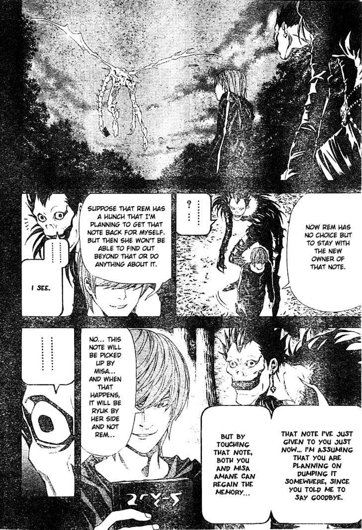 Death Note - chapter 54 - #8