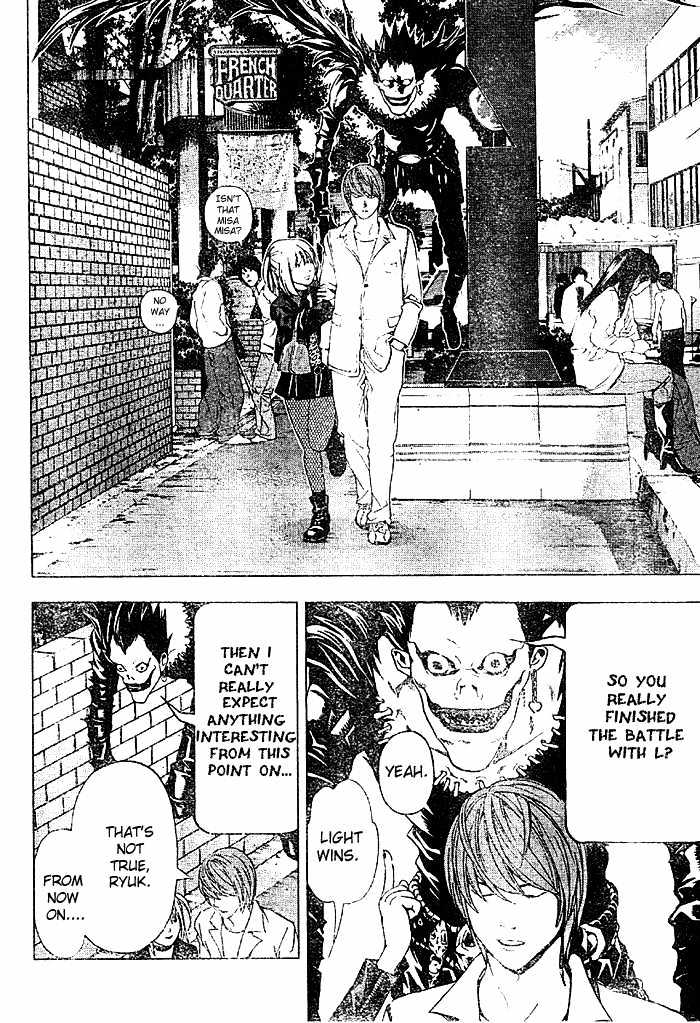 Death Note - chapter 59 - #18