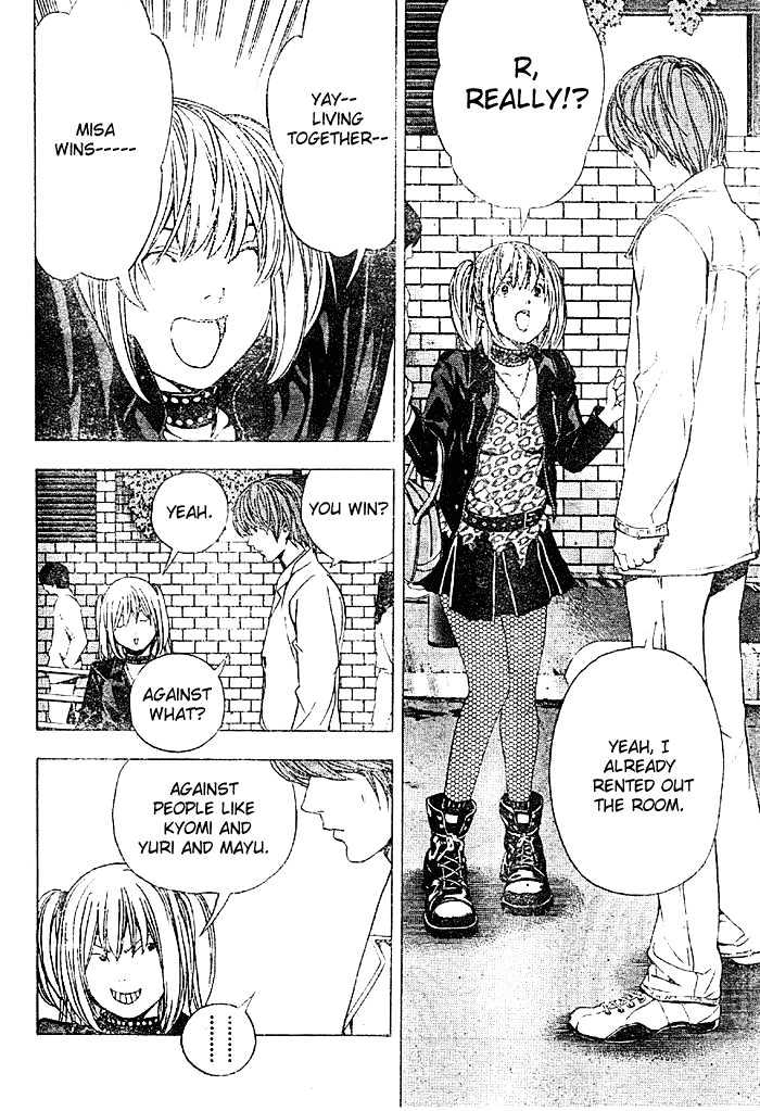 Death Note - chapter 59 - #20