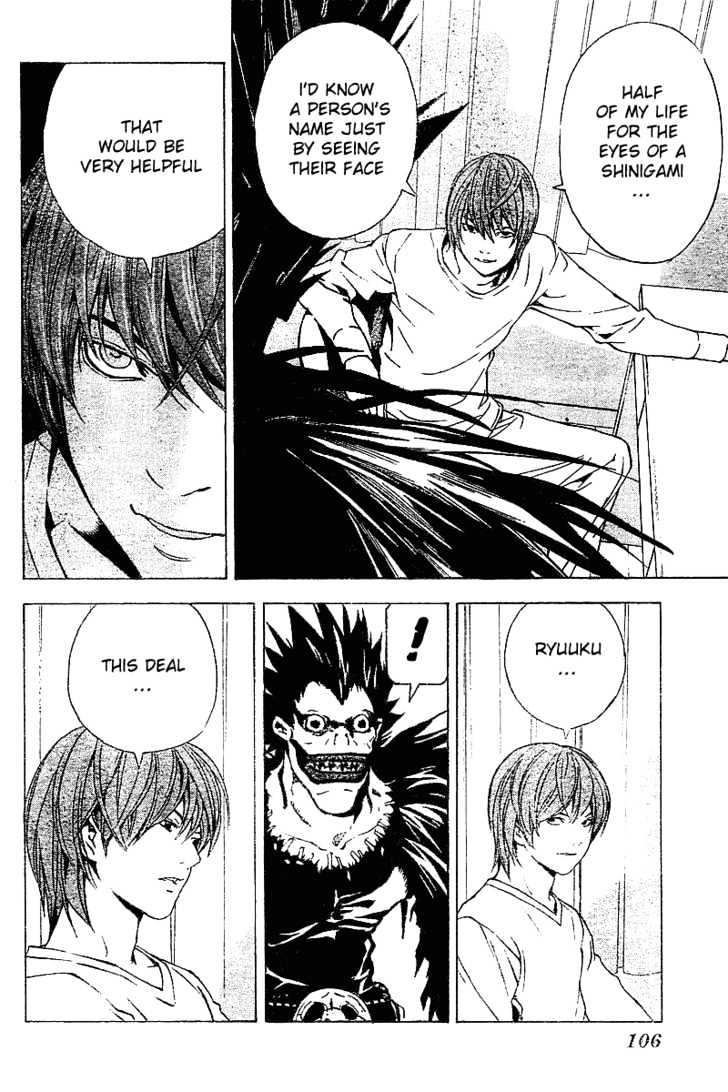 Death Note - chapter 6 - #2