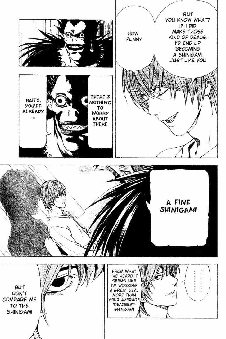 Death Note - chapter 6 - #7