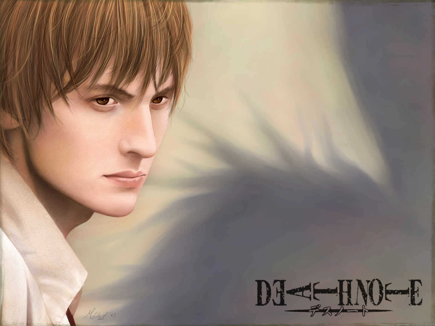 Death Note - chapter 60 - #1