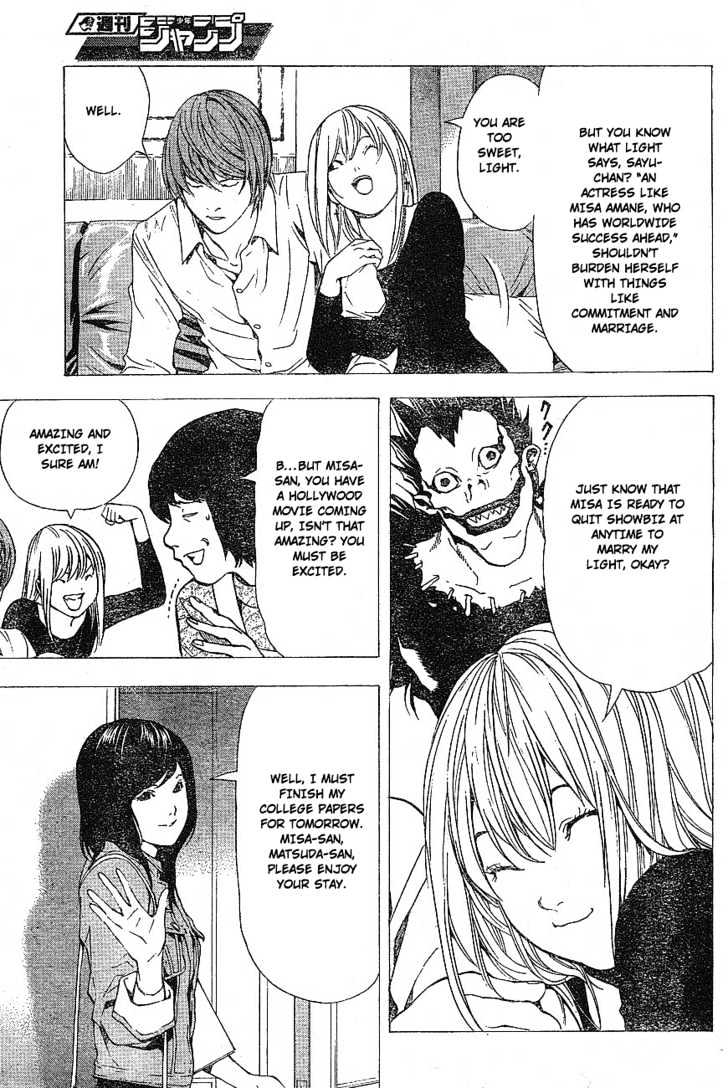 Death Note - chapter 60 - #23