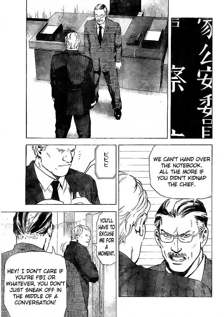 Death Note - chapter 61 - #10